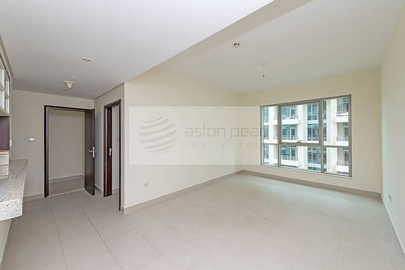 Chiller Free | 1BR | Vacant | Burj Khalifa View