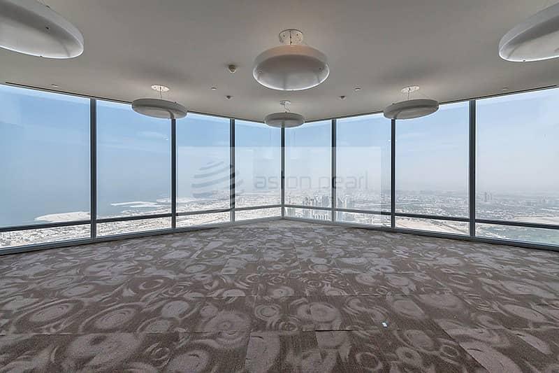 2 Full Floor FITTED Office in Burj Khalifa Corporate