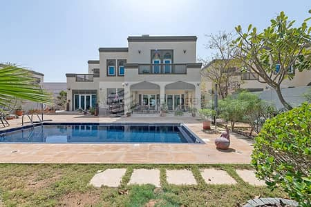 Large Plot 5BR with Private Swimming Pool