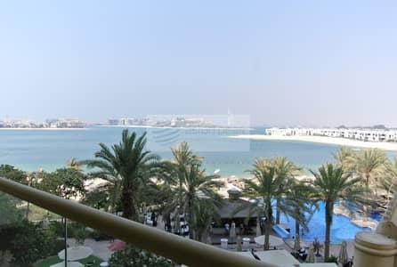 شقة 1 غرفة نوم للبيع في نخلة جميرا، دبي - Full Sea View