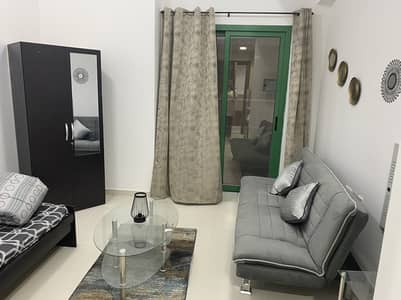 Studio for Rent in Emirates City, Ajman - fully furnish studio for rent in emirates city starts at 15000