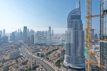 فلیٹ 4 غرف نوم للبيع في وسط مدينة دبي، دبي - Full Floor Size | 4 BR + M | The 118 Tower