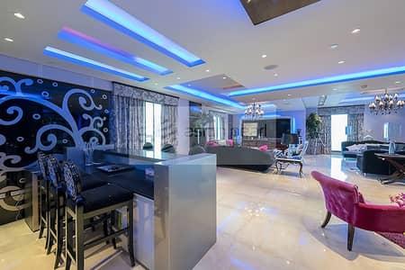 بنتهاوس 4 غرف نوم للبيع في جميرا بيتش ريزيدنس، دبي - Ready Contemporary Penthouse | Full Sea View