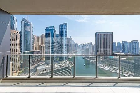 2 Bedroom Flat for Rent in Dubai Marina, Dubai - Exclusive! Best Layout 05 Type