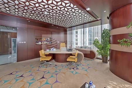 Office for Rent in Business Bay, Dubai - Luxury Fitted and Furnished New Office For Rent