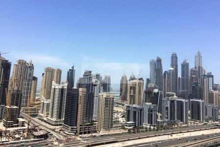 1 Bedroom Apartment for Sale in Jumeirah Lake Towers (JLT), Dubai - Beautiful 1BR | Close Kitchen | Marina View