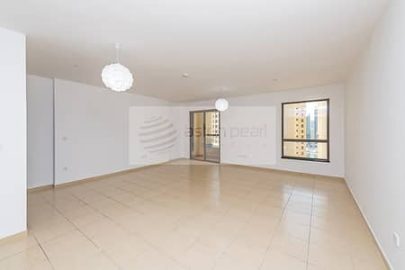 Studio for Sale in Jumeirah Beach Residence (JBR), Dubai - Vacant Studio | Well Maintained | Murjan 2