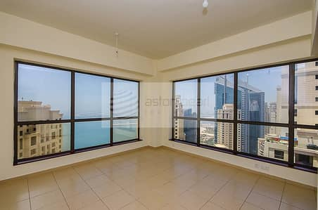 فلیٹ 2 غرفة نوم للبيع في جميرا بيتش ريزيدنس، دبي - Panoramic Sea View   Two Bedroom in RIMAL