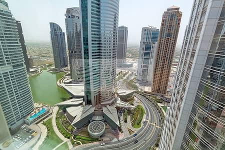 3 Bedroom Flat for Sale in Jumeirah Lake Towers (JLT), Dubai - Beautiful 3BR + Maids