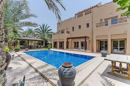 7 Bedroom Villa for Sale in Arabian Ranches, Dubai -  Upgraded with Private Pool