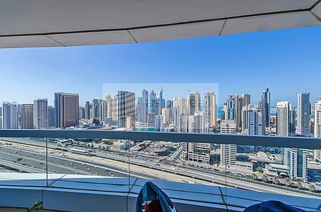 3 Bedroom Apartment for Sale in Jumeirah Lake Towers (JLT), Dubai - Beautiful 3BR | Stunning View | Vacant on Transfer