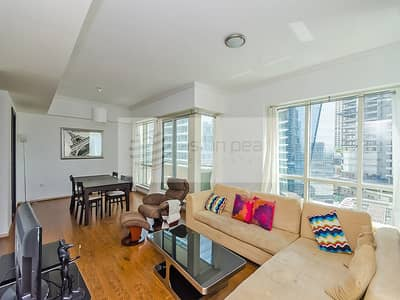 1 Bedroom Apartment for Sale in Dubai Marina, Dubai - Exclusive One Bedroom with Fitted Kitchen