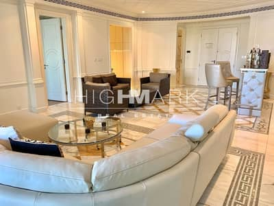 2 Bedroom Flat for Rent in Culture Village, Dubai - 2 beds with Relaxing Creek and Pool View