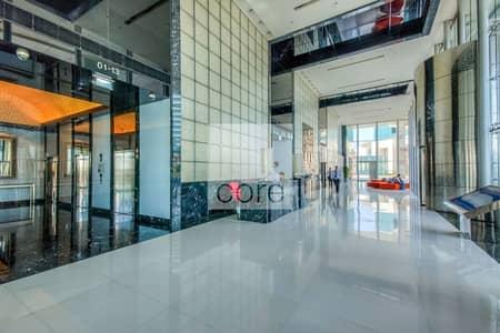 مکتب  للايجار في دبي فيستيفال سيتي، دبي - Vacant | Fitted Office | DED Licensed Clients