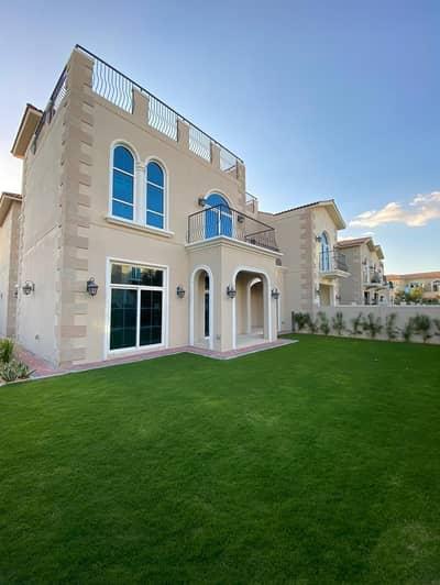 5 Bedroom Villa for Rent in Motor City, Dubai - Most Elegant and Eco-friendly Villa in Casa Familia