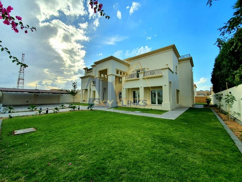 Beautiful 5 Bedroom Villa For Rent in JVC