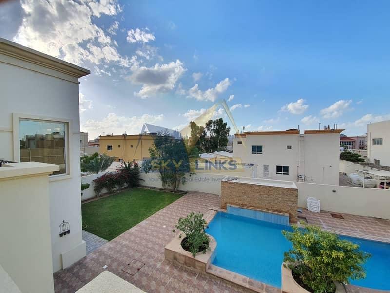 2 Beautiful 5 Bedroom Villa For Rent in JVC