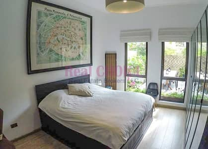 فلیٹ 1 غرفة نوم للايجار في المدينة القديمة، دبي - Fully Furnished|Burj Khalifa and Fountain View