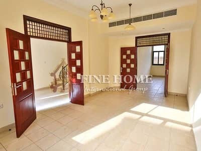 4 Bedroom Villa for Rent in Al Bateen, Abu Dhabi - Mind Blowing 4BR Villa +M