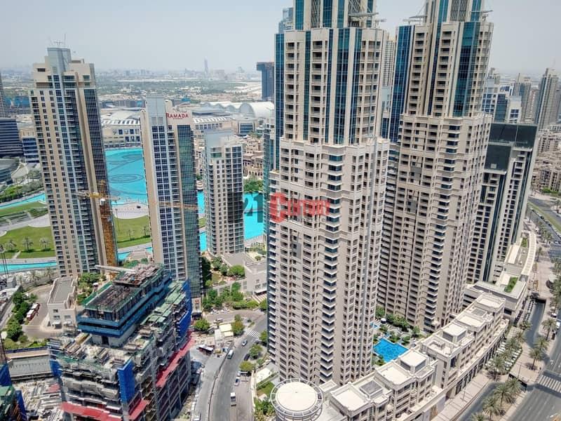 15 Brand New l 3 + Maid l Burj Khalifa & Fountain View