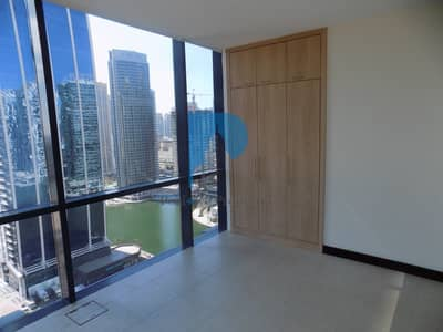 2 Bedroom Flat for Rent in Jumeirah Lake Towers (JLT), Dubai - READY TO MOVE 2BHK WITH LAKE VIEW IN GOLDCREST VIEWS 1