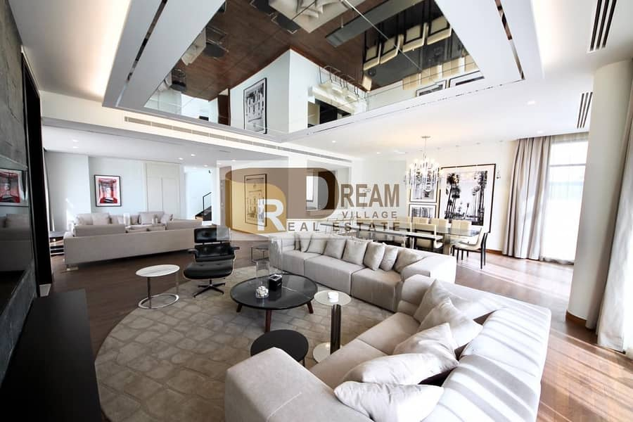 2 Luxury 5BR villa from Paramount furnished on golf