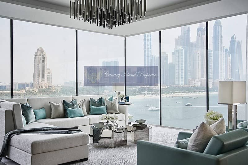 Luxury Penthouse ! 4  Bed ! Sea View