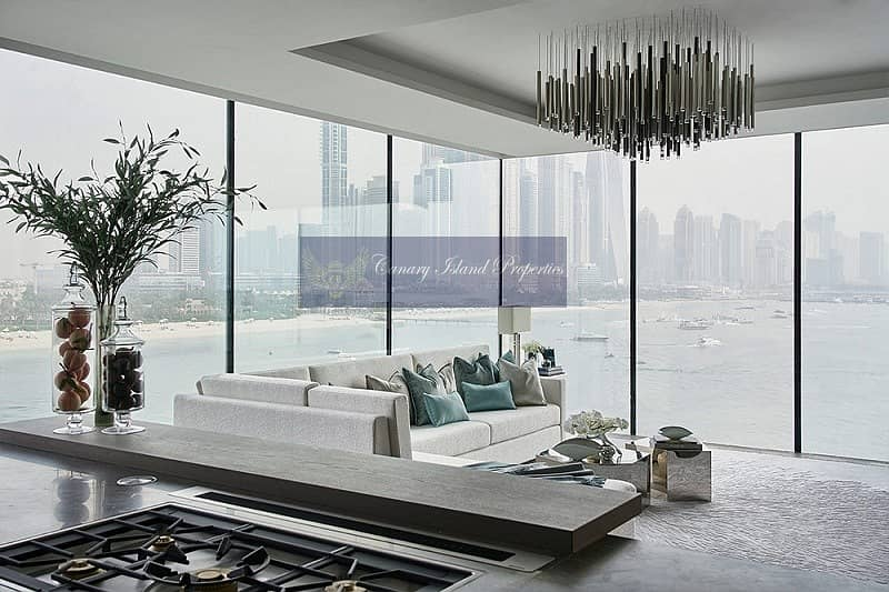 2 Luxury Penthouse ! 4  Bed ! Sea View