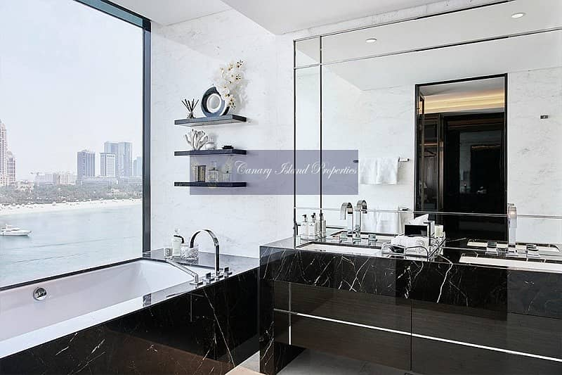 10 Luxury Penthouse ! 4  Bed ! Sea View