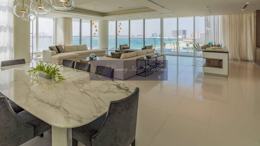 2 Sea View ! Amazing Penthouse for Sale