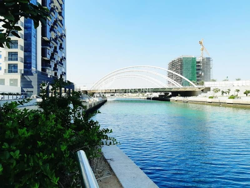 Brand New 1BR with Balcony+Pool+Gym/Canal View
