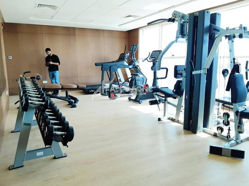 24 Brand New 1BR with Balcony+Pool+Gym/Canal View