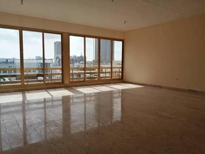 Spacious Apartment 3 BHK, 2 Bathrooms 75K Khalifa Street.