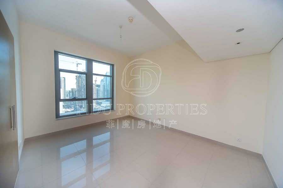 2 Chiller Free apartment with full fountain view