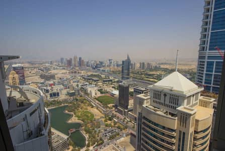 2 Bedroom Apartment for Sale in Dubai Marina, Dubai - FURNISHED and Upgraded Rented 2 BR In Ocean Heights