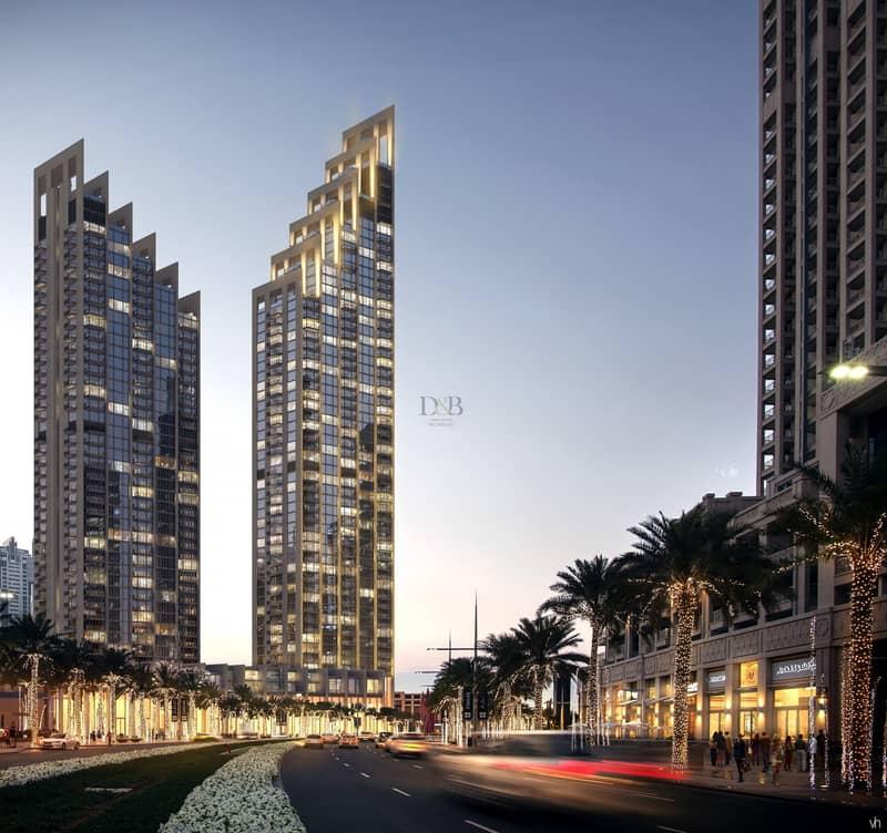 10 High Floor | Brand New on the Blvd | 5 YRS PP