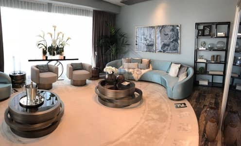 فلیٹ 1 غرفة نوم للبيع في دبي مارينا، دبي - Ready to move-in luxury apartments |  Upto 5 Years Payment Plan | Luxury Fendi Style