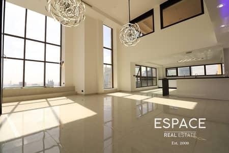 شقة 3 غرف نوم للايجار في جميرا بيتش ريزيدنس، دبي - Upgraded Contemporary Style Loft in JBR