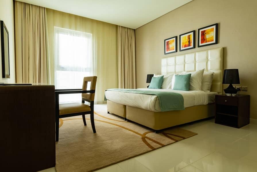 شقة في تينورا المدينة السكنية دبي وورلد سنترال 1 غرف 35000 درهم - 4510840