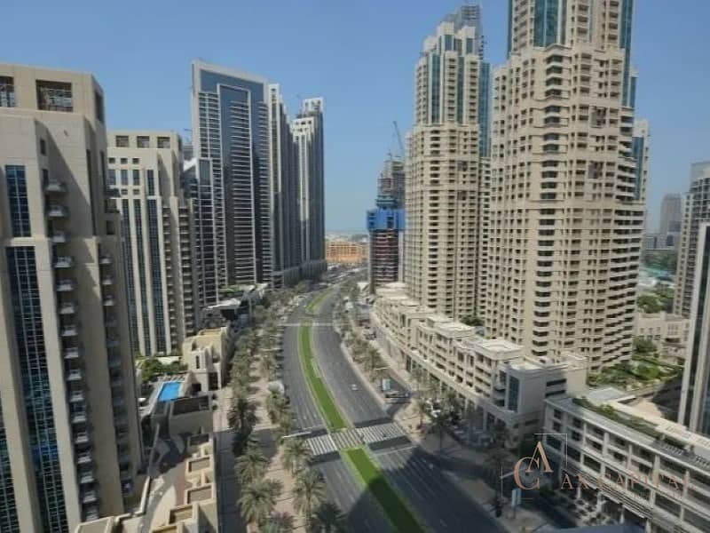 Burj Khalifa View I 3 Bedroom Apartment I Downtown