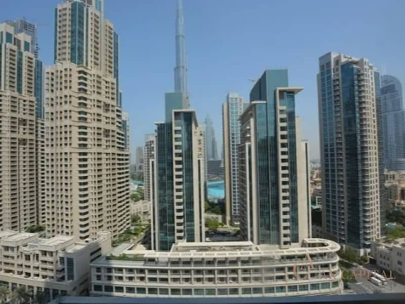 2 Burj Khalifa View I 3 Bedroom Apartment I Downtown