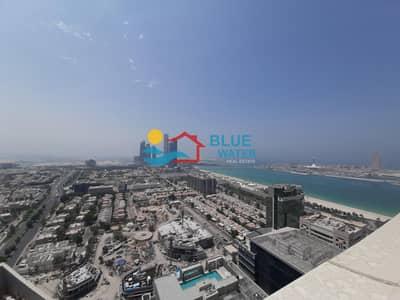 فلیٹ 3 غرف نوم للايجار في المركزية، أبوظبي - No Commission 3 BED With Balcony and Facilities.