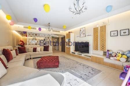 تاون هاوس 3 غرف نوم للبيع في شاطئ الراحة، أبوظبي - Spacious 3 Bed Townhouse with Beach access