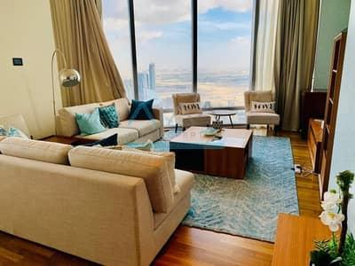 2 Bedroom Flat for Rent in Downtown Dubai, Dubai - UPGRADED FOUNTAIN FURNISHED 2BR BURJ KHALIFA