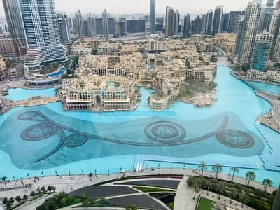 FOUNTAIN VIEW 2BR FURNISHED IN BURJ KHALIFA