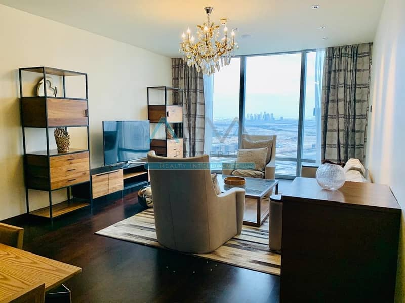 2 FOUNTAIN VIEW 2BR FURNISHED IN BURJ KHALIFA