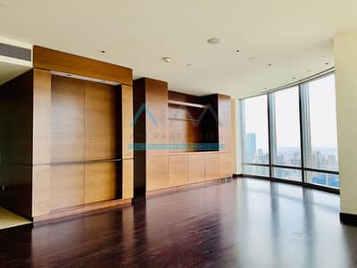 2 Bedroom Apartment for Rent in Downtown Dubai, Dubai - STUNNING LARGER 2 BR IN BURJ KHALIFA-DOWNTOWN