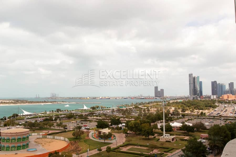 2 Magnificent Sea View Office in Corniche