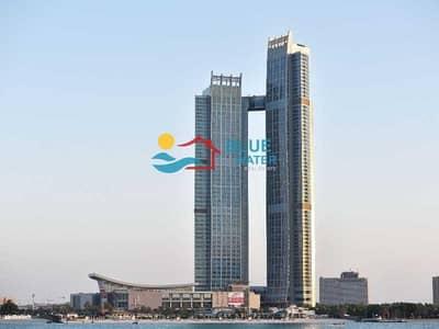1 Bedroom Apartment for Rent in Corniche Area, Abu Dhabi - No Fee | Luxury 1 M br | Facilities | Corniche