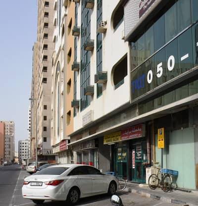 محل تجاري  للايجار في المحطة، الشارقة - محل تجاري في المحطة 30000 درهم - 4510932